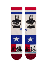Stance Willie Nelson Eagle - Off White