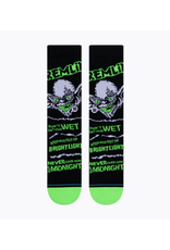 Stance Gremlins Bright Light Socks - Black