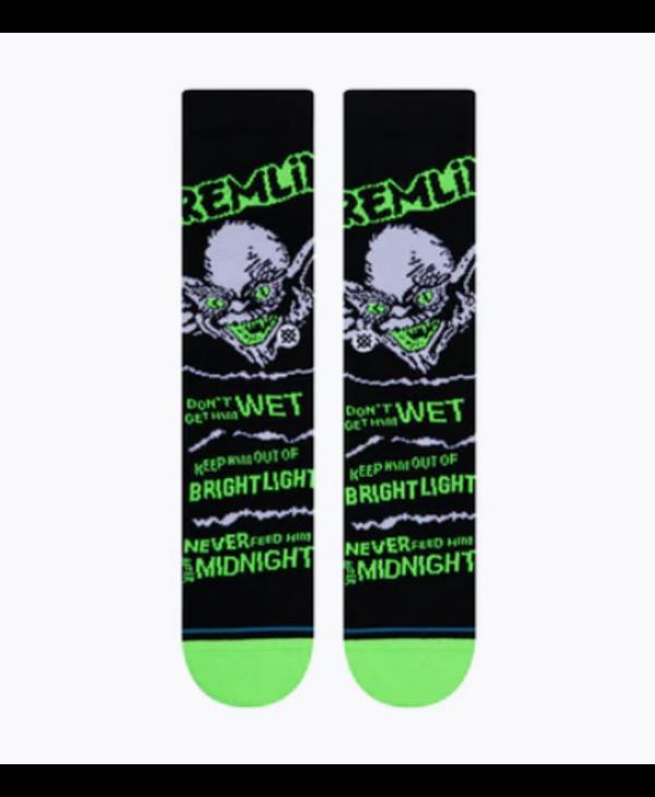 Gremlins Bright Light Socks - Black