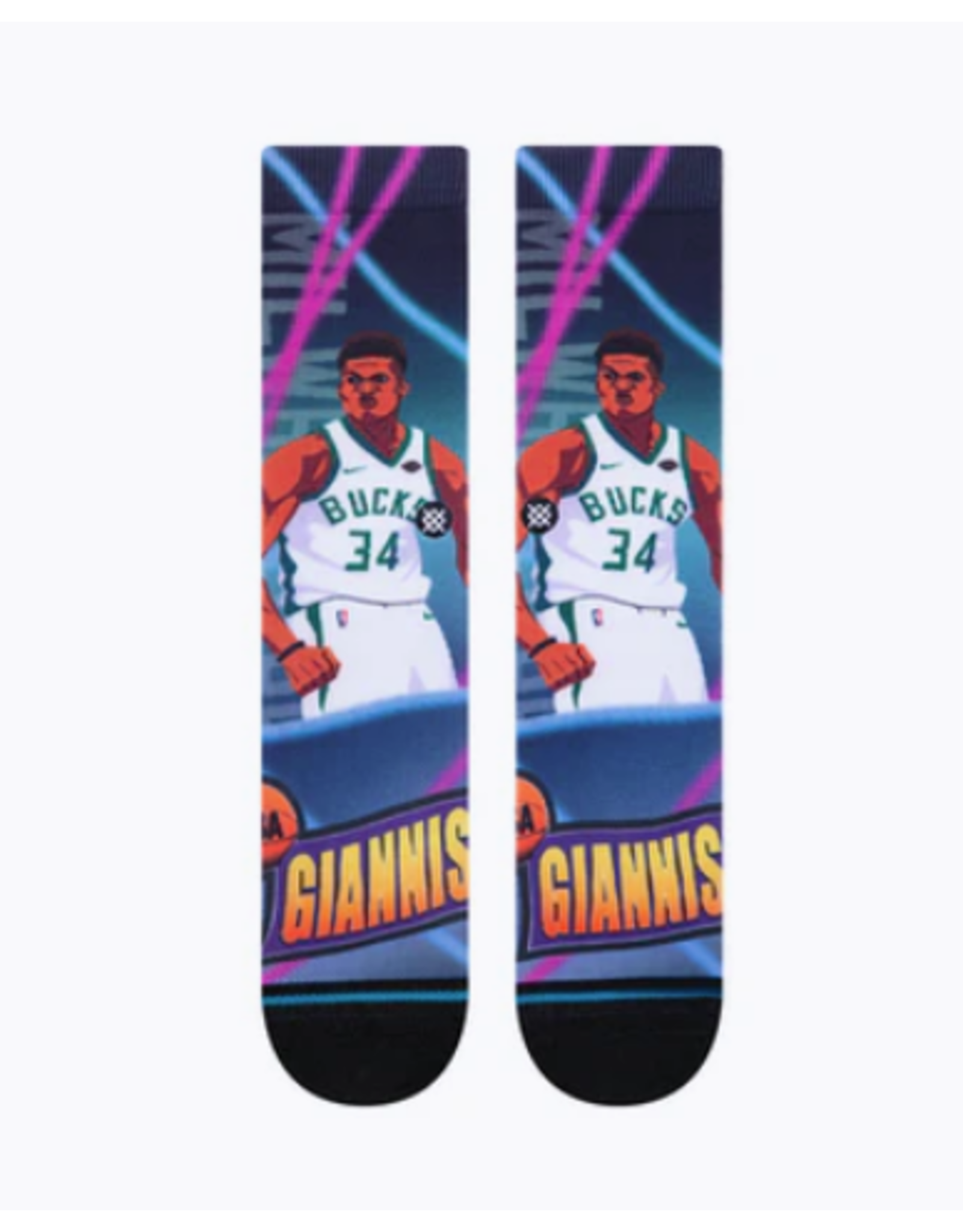 Stance NBA Giannis Fast Break - Multi