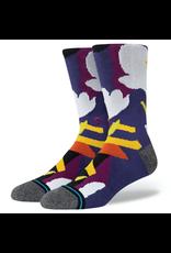 Stance Doran Infiknit Socks - Navy