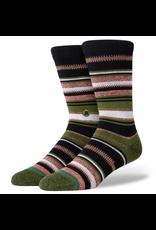 Stance Ernesto Infiknit Socks - Olive