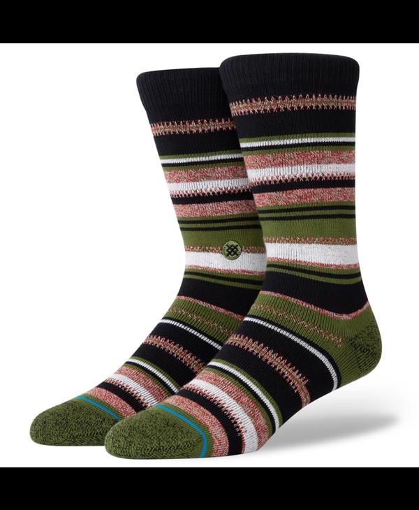 Ernesto Infiknit Socks - Olive