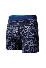 Stance Grasp Roots Wholester - Navy