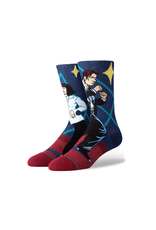 Stance I Want to Dance Socks - Red