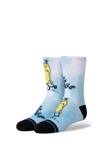 Stance Kids One Fish  - Lightblue