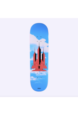 "Quasi Jake Johnson ""Time Chamber"" Deck 8.5"""