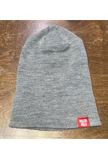 Palm Isle Impact Classic Beanie - Heather Grey
