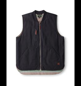 Brixton Abraham Reversible Vest - Black