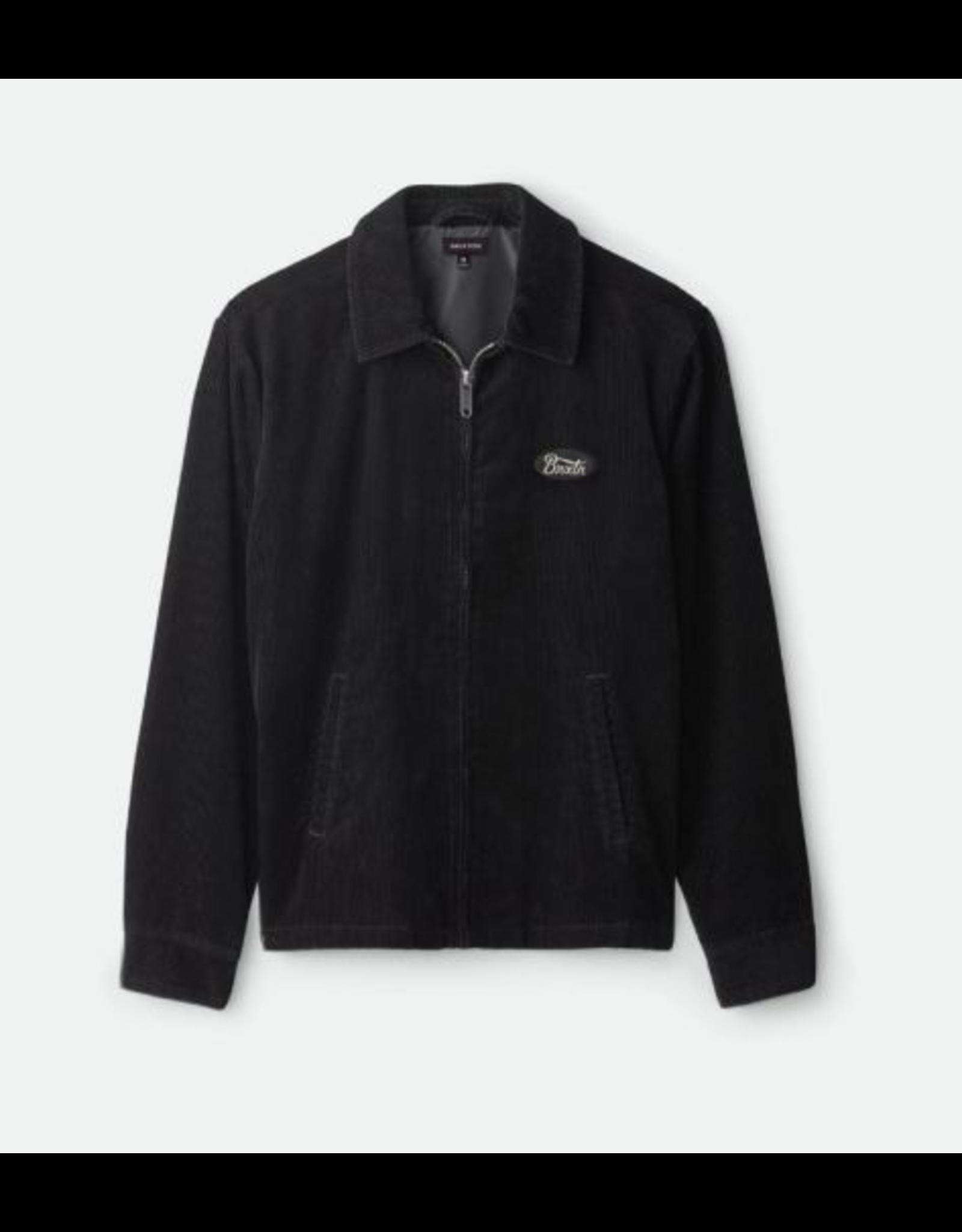 Brixton Utopia Men's Jacket - Black