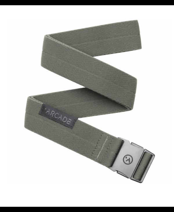 Ranger Slim Belt - Ivy Green