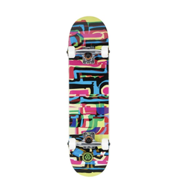 Blind Logo Glitch Youth Complete 7.25""