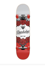 "Darkstar In Bloom Youth Soft Wheels Complete 7.25"""