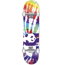 """Enjoi Tie Dyed Panda Youth Complete 7.375"""""""