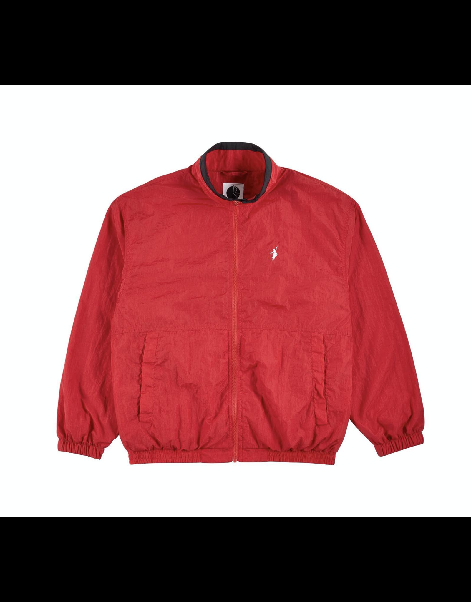 Polar Track Jacket - Red