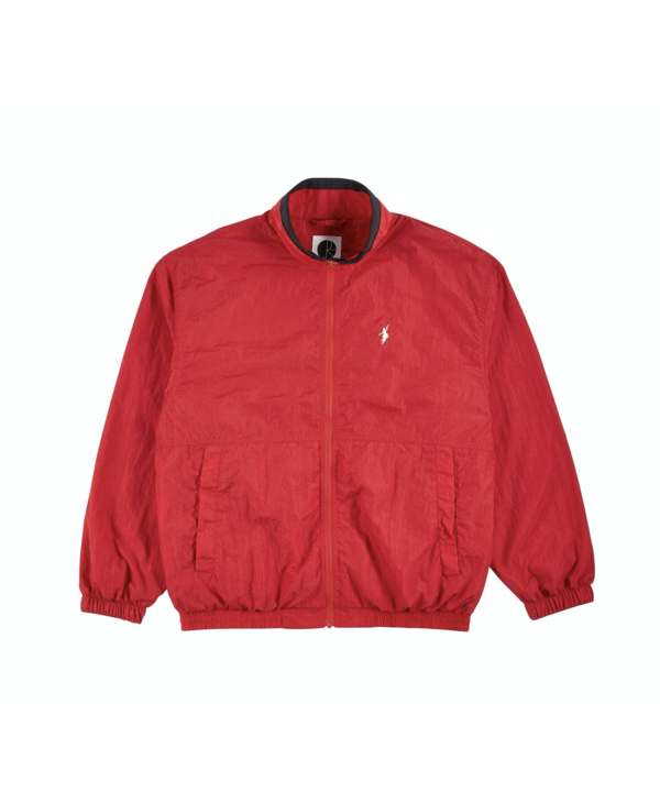 Track Jacket - Red