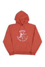 Quasi County Hoodie - Red