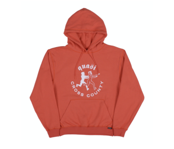 County Hoodie - Red