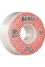 Bones Patterns STF V3 Slims 103A 54mm - White