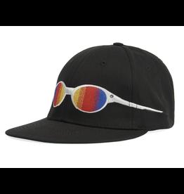Classic Soccer Pratice Hat - Black