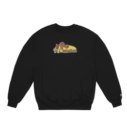 Classic Grip Industries Crewneck - Black