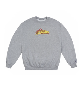 Classic Grip Industries Crewneck - Heather Grey