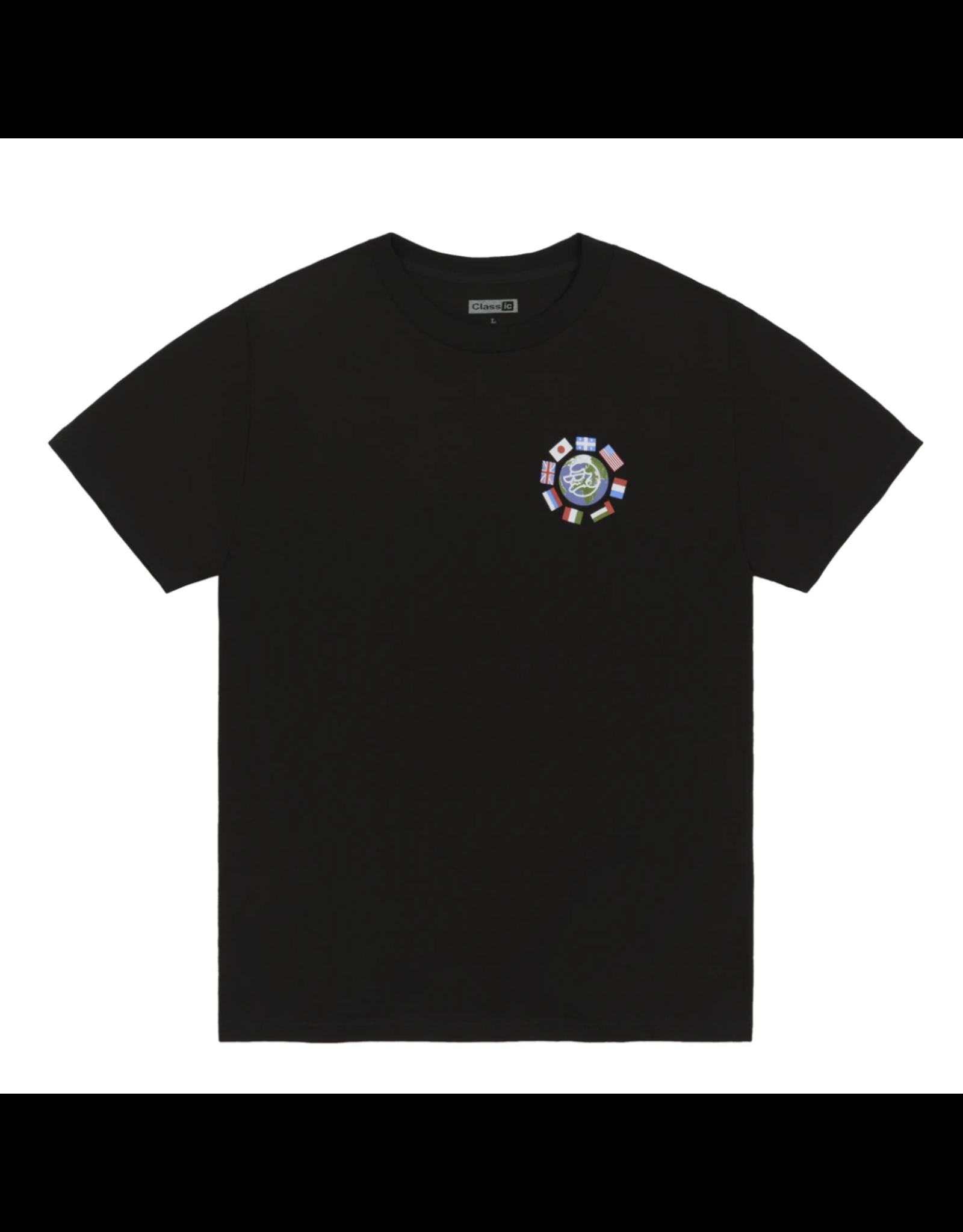 Classic 5-Oclock T-Shirt - Black