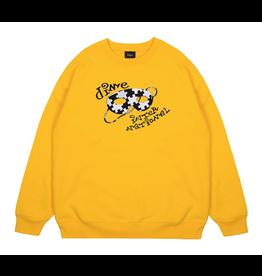 Dime International Crewneck - Yellow