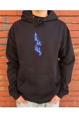 Palm Isle Baltimore Embroidered Hood - Black