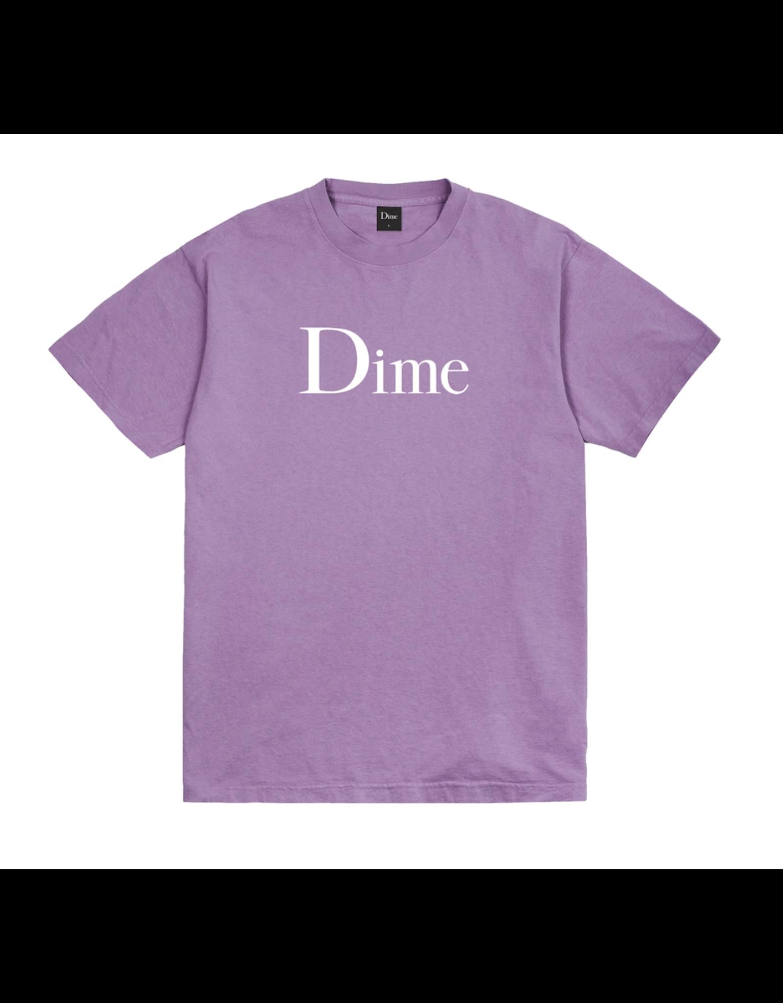 Dime Classic T-Shirt - Lavender
