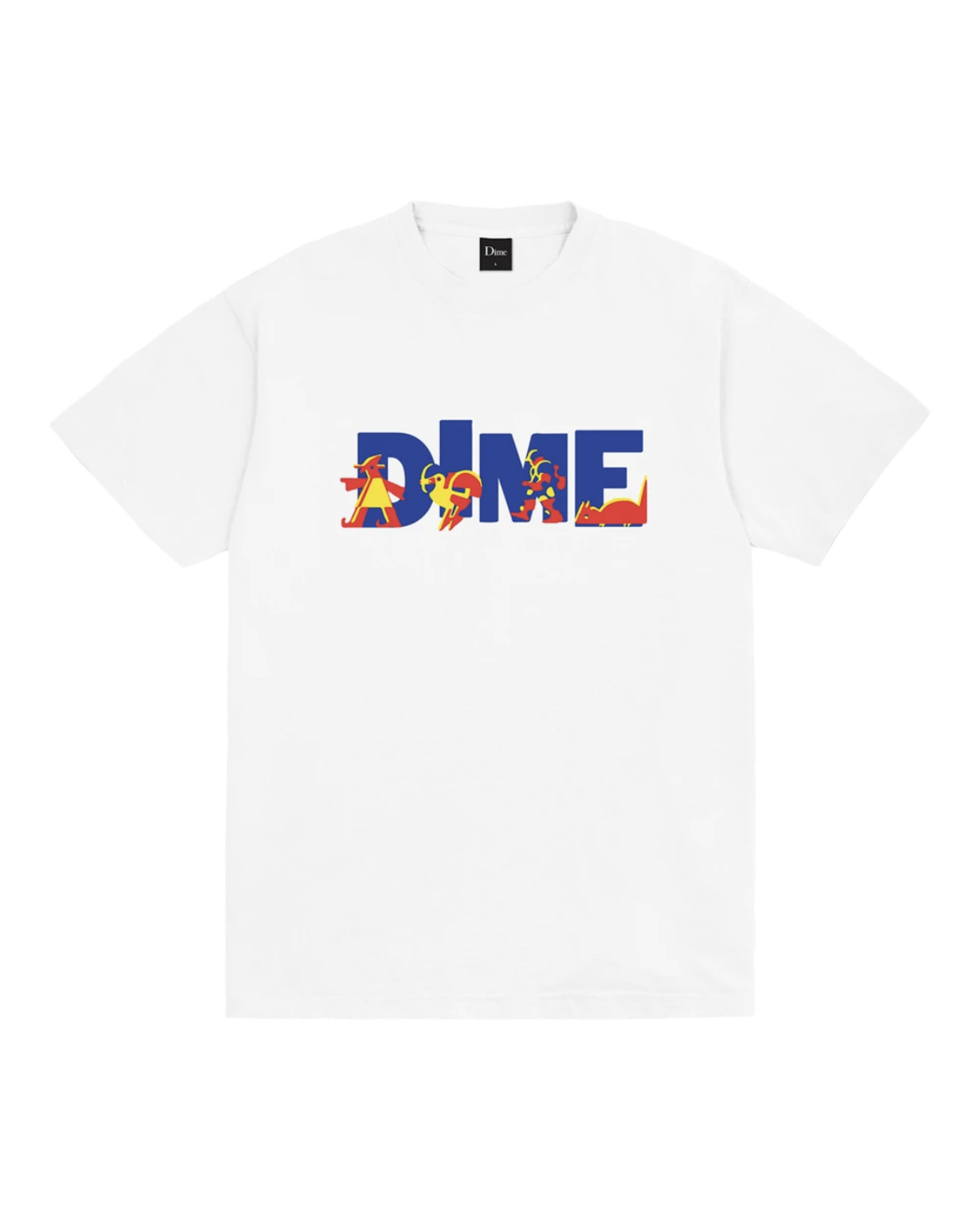 Dime Toy Store T-Shirt - White