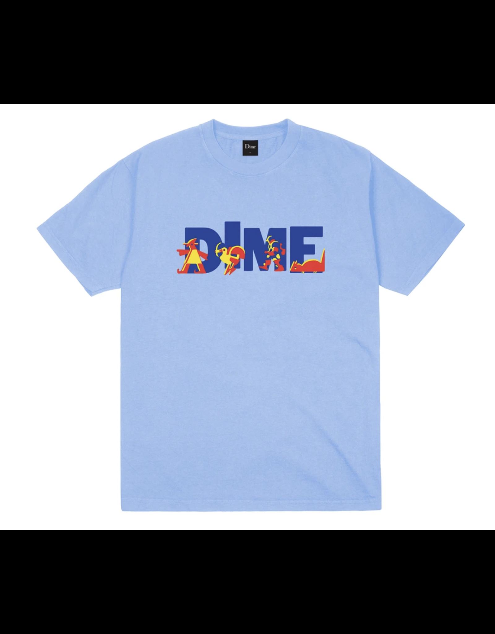 Dime Toy Store T-Shirt - Carolina Blue