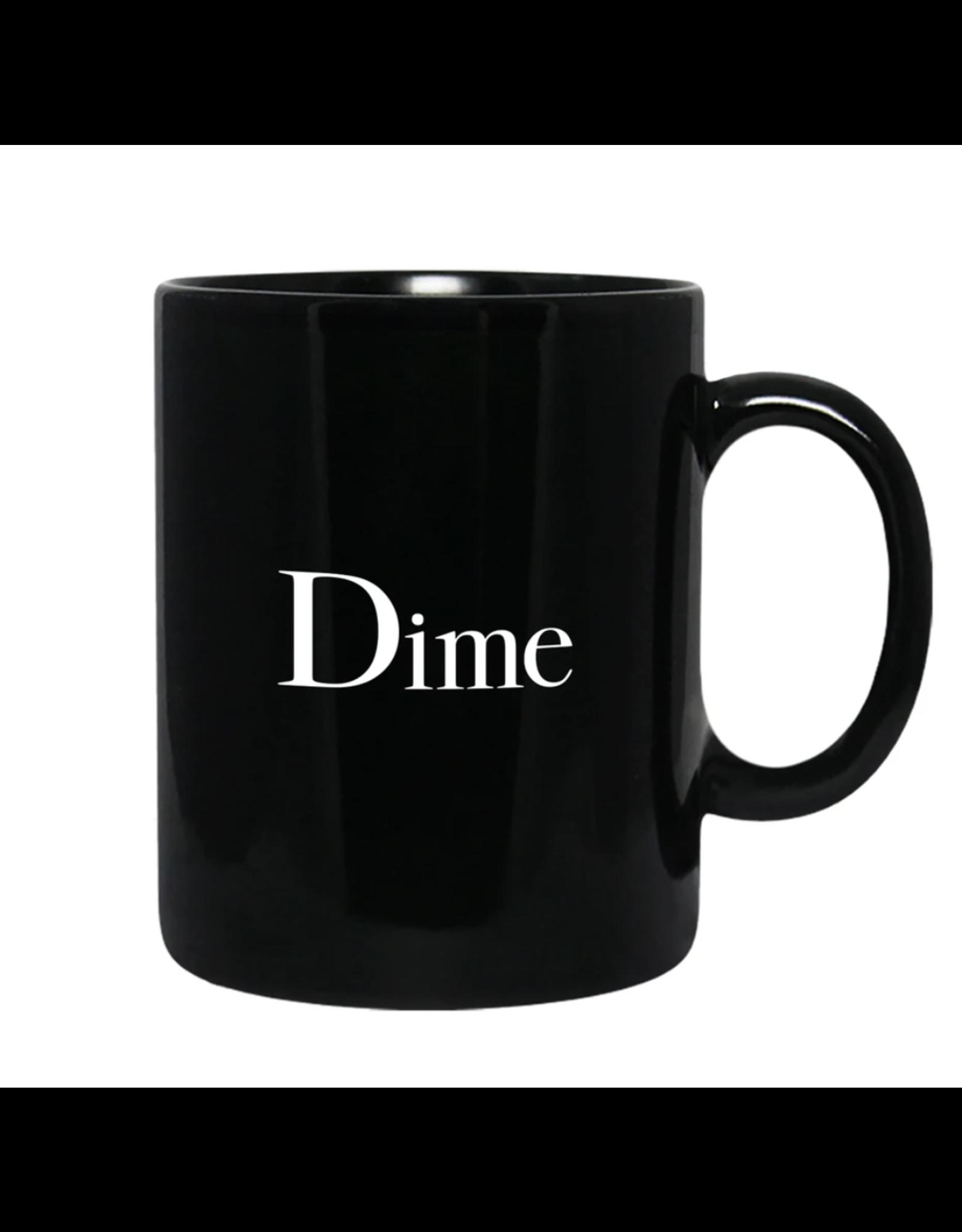 Dime Classic Logo Mug - Black