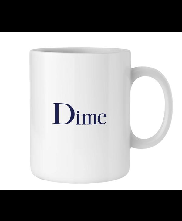 Classic Logo Mug - White