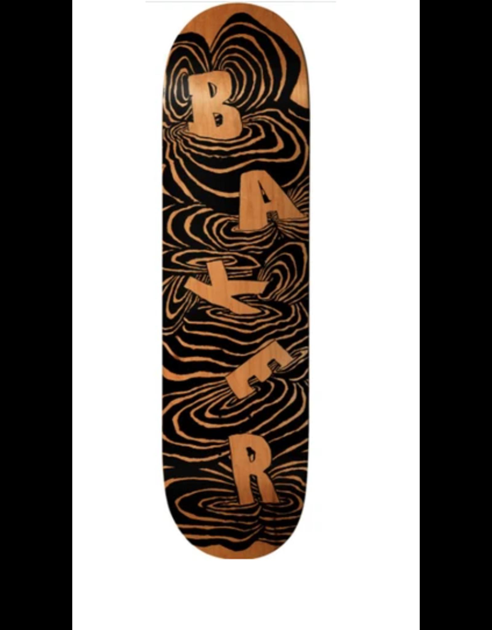 "Baker Kader Swirls Deck 8.125"""