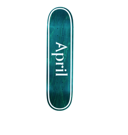 "April OG Logo Invert 8.0"" - Mint"