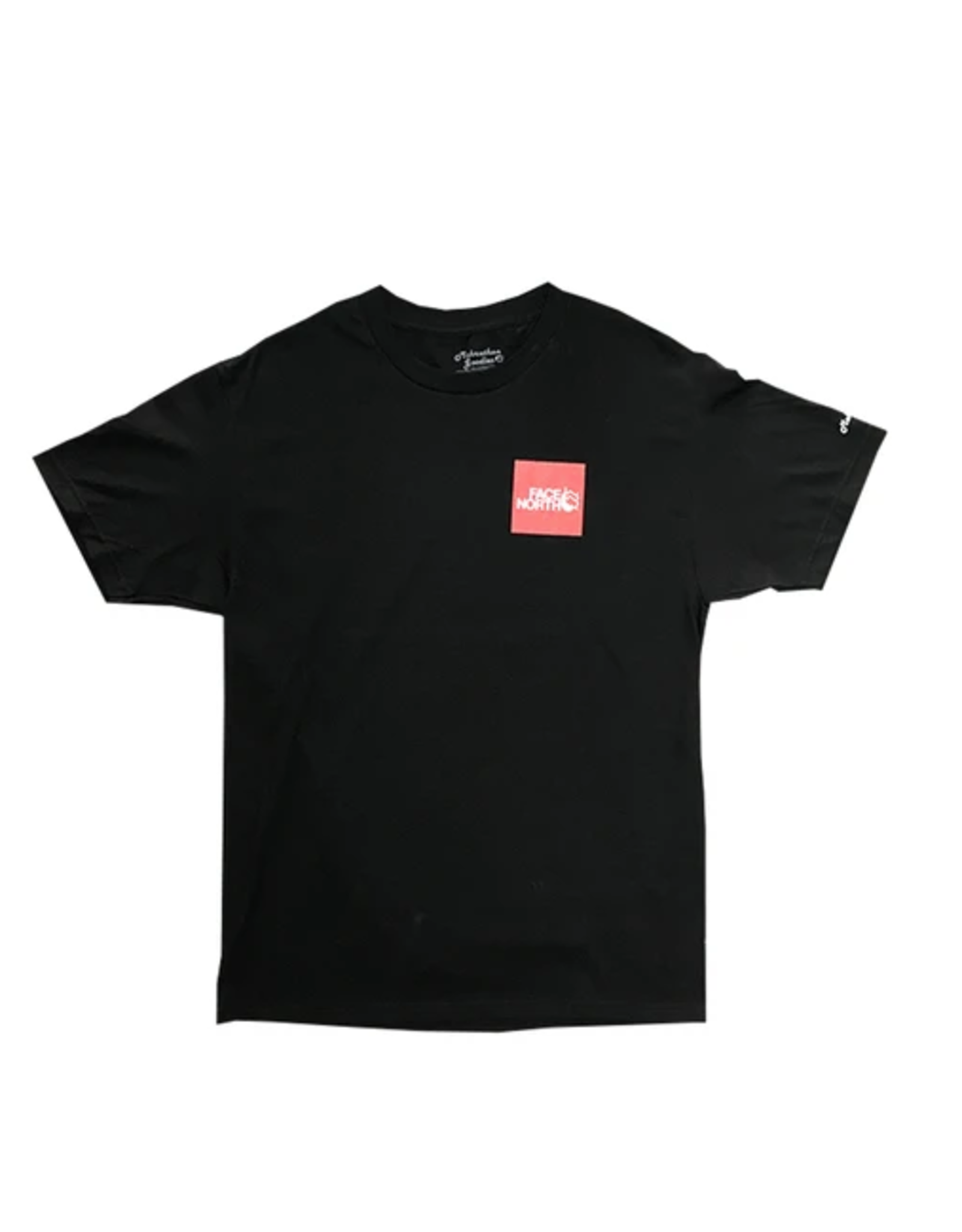 Mehrathon Face North Tee - Black