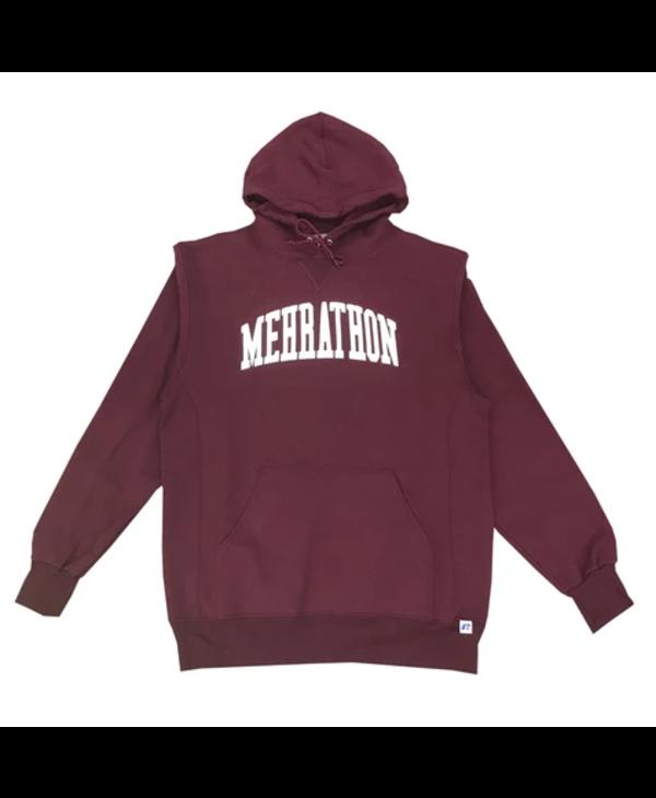 College Dropout Hoodie - Maroon