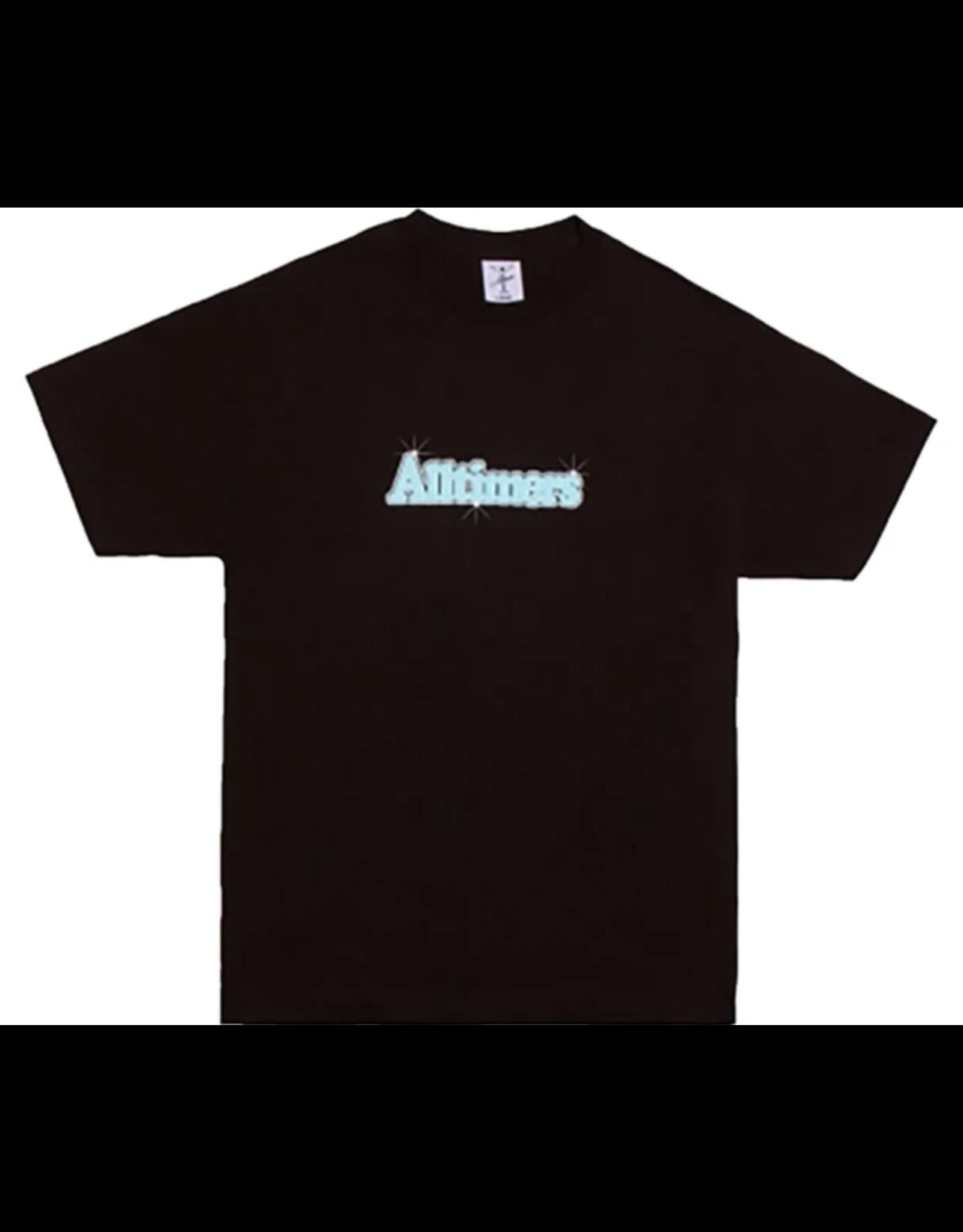 Alltimers Barbay Broadway Logo Tee - Black