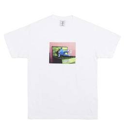 Alltimers Dirty Work Tee - White