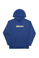 Alltimers Broadway Embroidered Hood - Royal Blue