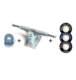 Picture Wheels Snack Pack - Truck & Wheel Combo