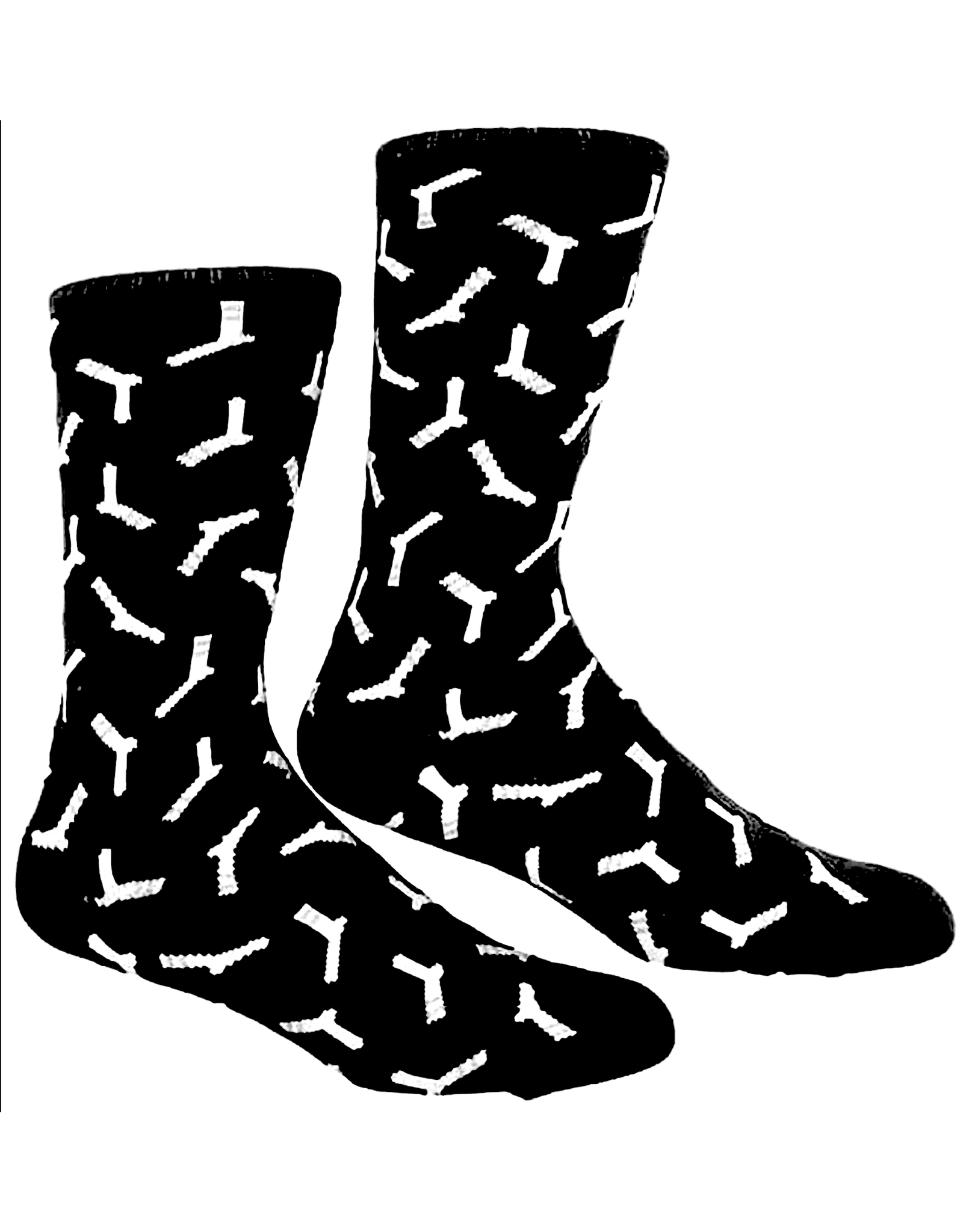 Skate Mental Crew Socks - Various