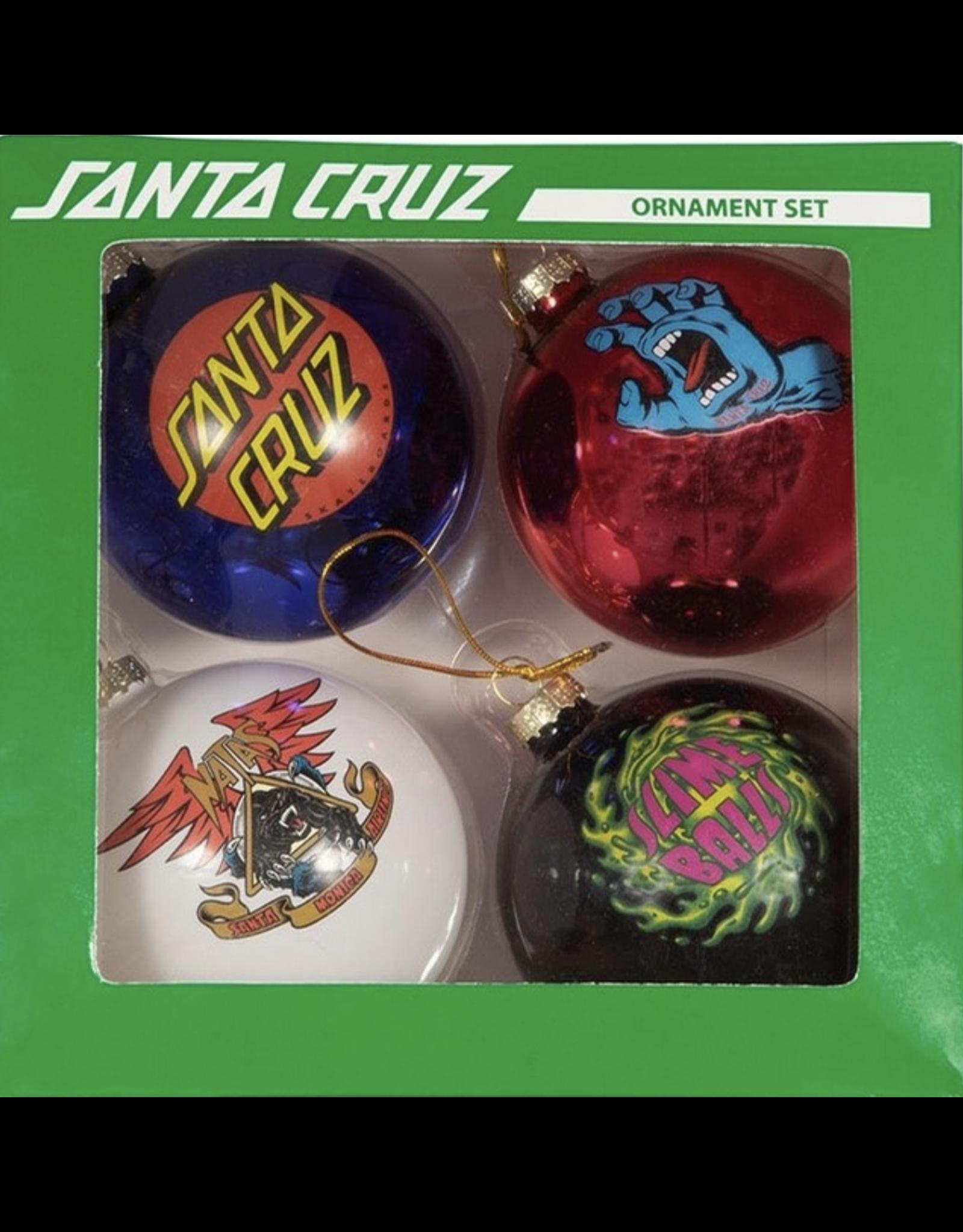 Santa Cruz Ornament Set - Various