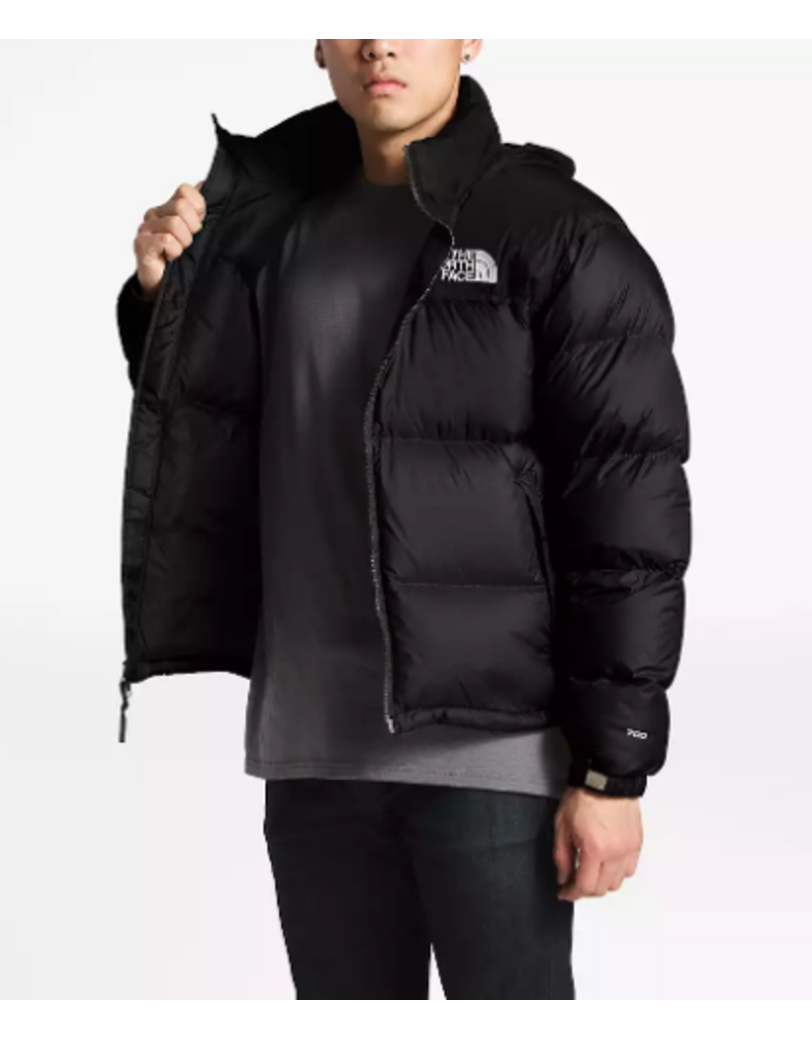 North Face 1996 Retro Nuptse Jacket - Black