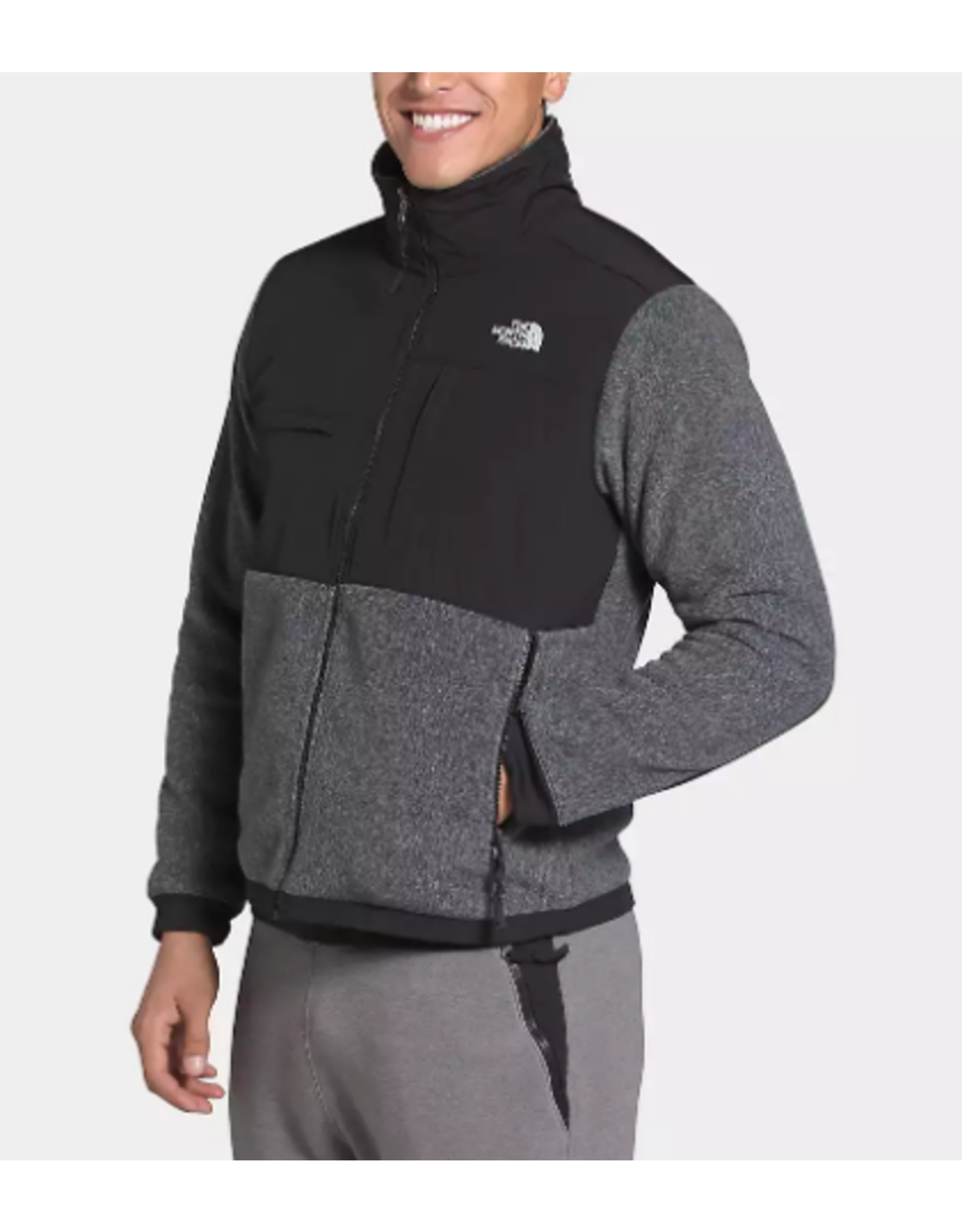 North Face Denali 2 Jacket - Charcoal Heather