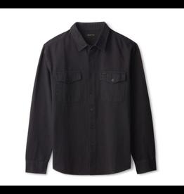 Brixton Davis Reserve Woven Shirt - Black