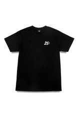 QuarterSnacks Snackman Tee - Black