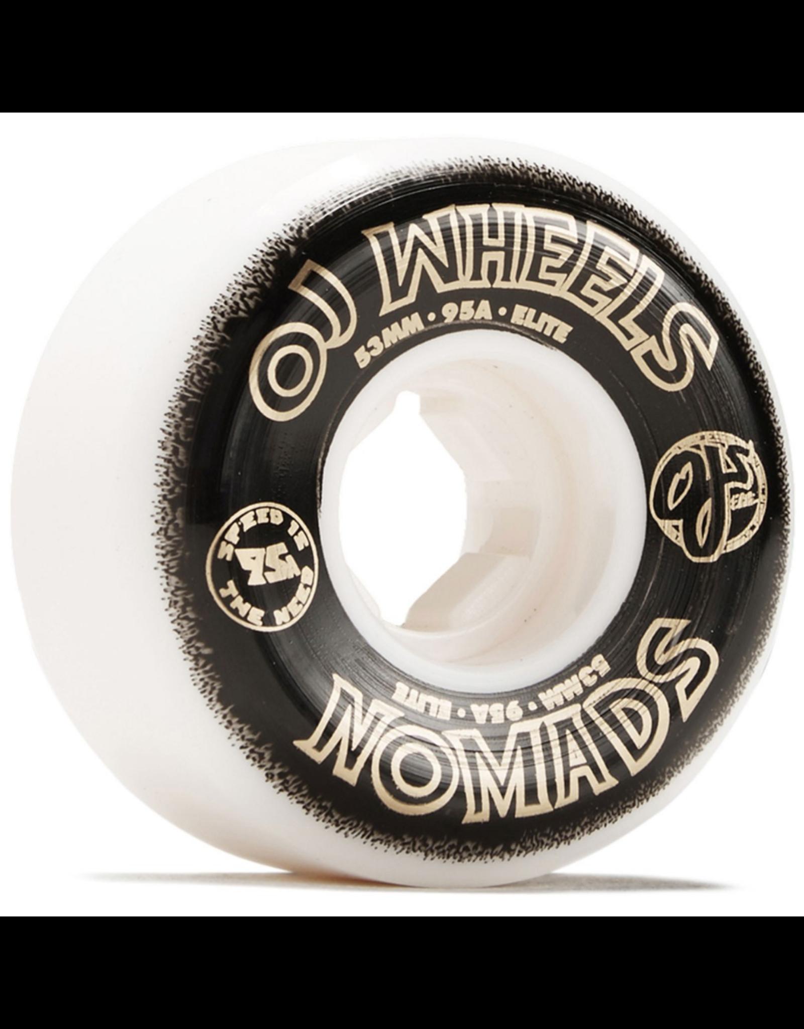 OJ Wheels Elite Nomads Wheels 95A - Various