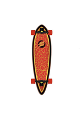 Santa Cruz Flame Dot Pintail Complete 33""